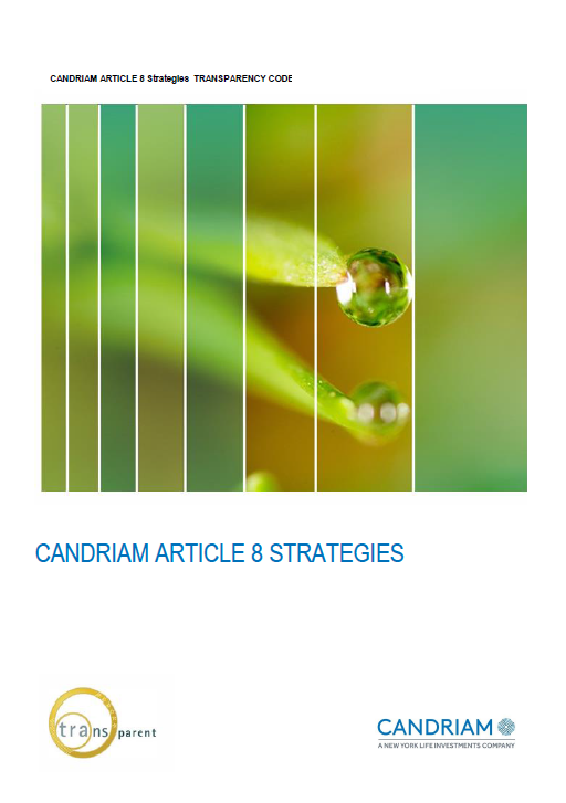 Candriam's Article 9 Core Sustainable Strategies